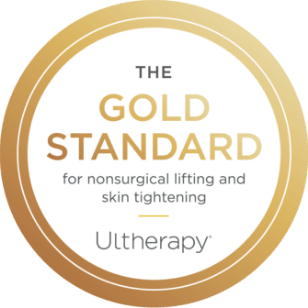 Ultherapy® is the Gold Standard non-surgical skin-tightening treatment.